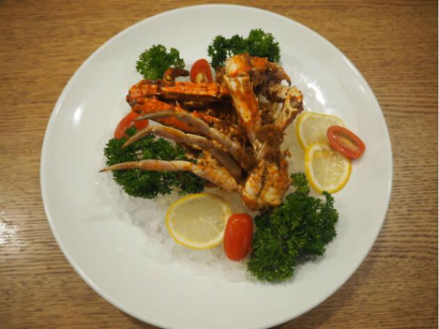 Vasco's Crab Chowdown
