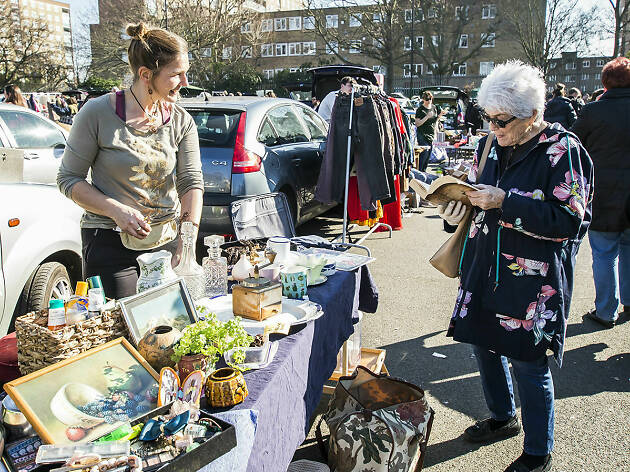 Battersea Car Boot