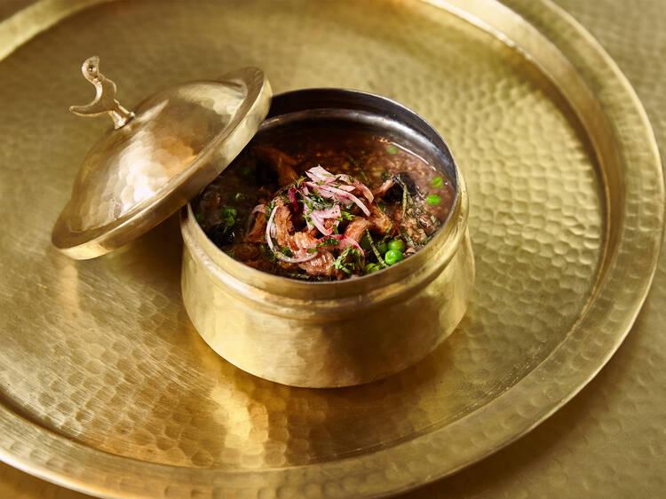 Za'atar – Trigo Verde com Borrego