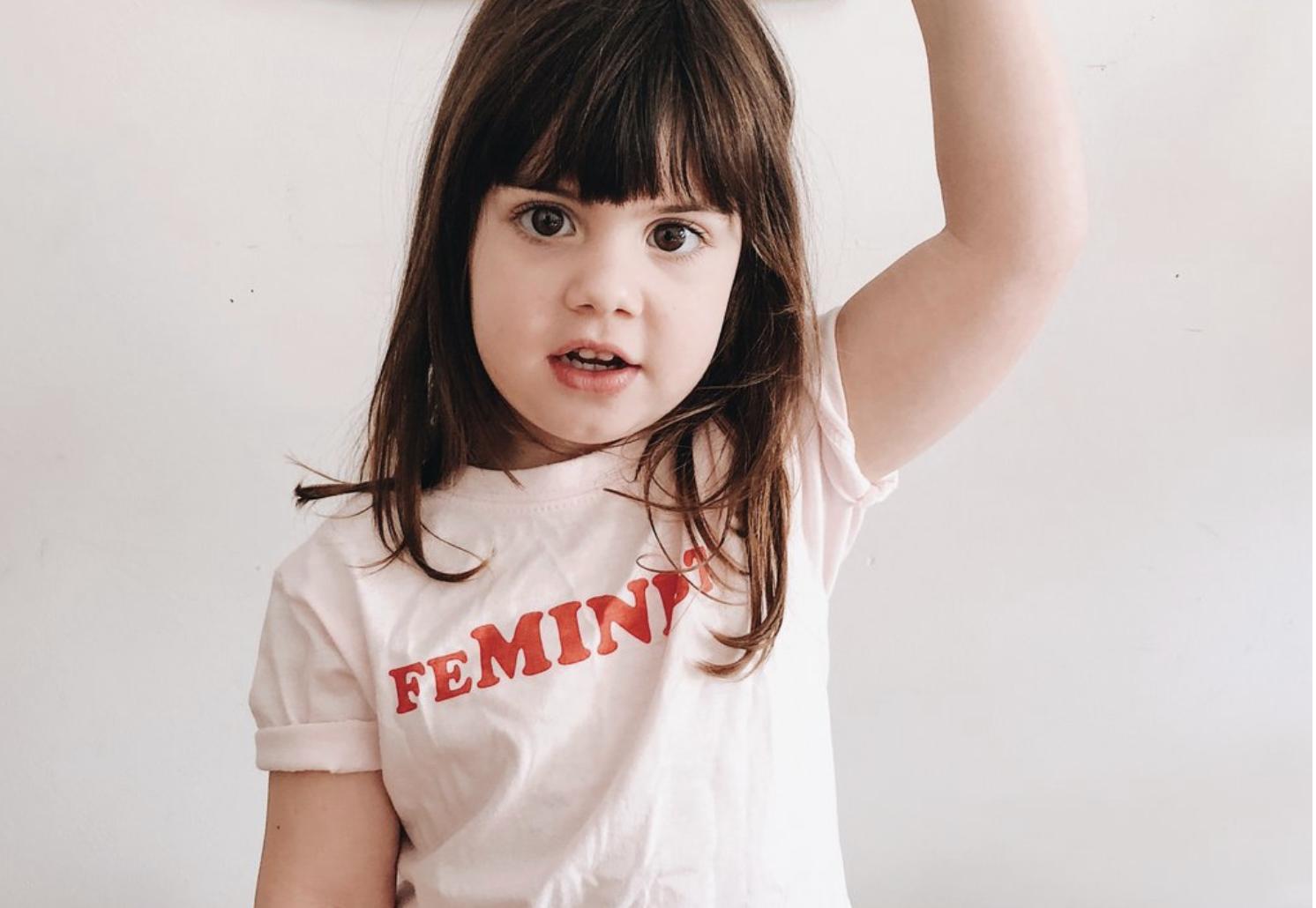 Feminismo para niñas y niños