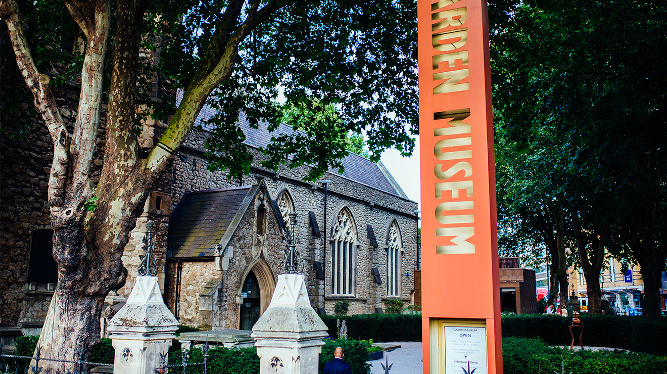 Garden Museum, Lambeth, press 2019