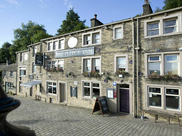 The Fleece Inn in Haworth