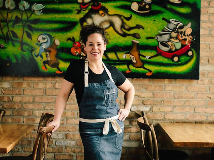 A top chef brings Peru to a Chicago rooftop