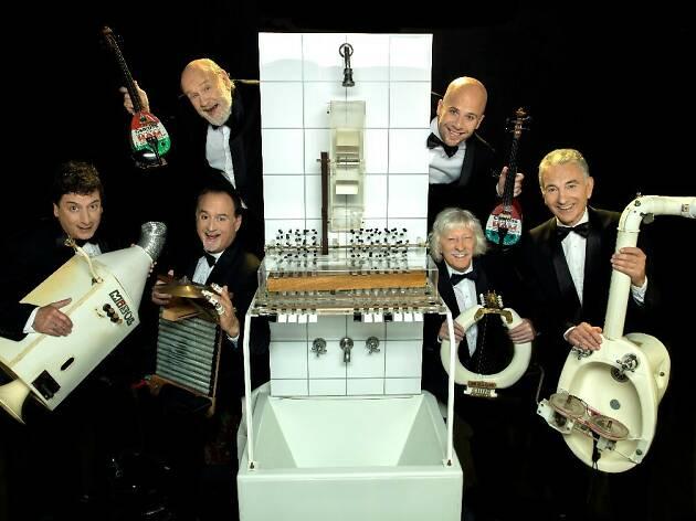 Les Luthiers. Viejos Hazmerreíres