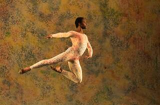 Ballet West's Joshua Whitehead in Summerspace