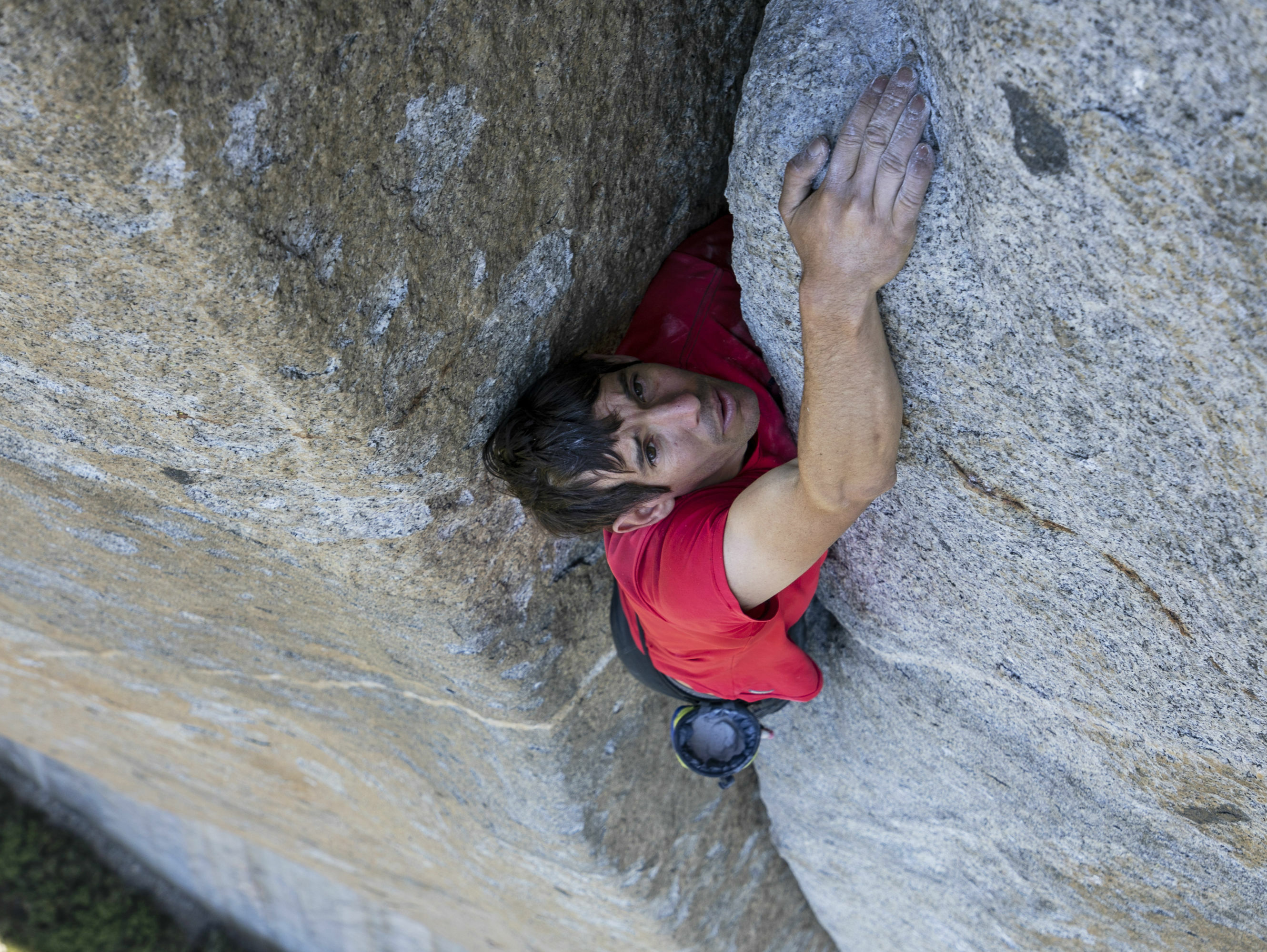 Free Solo, el documental de National Geographic