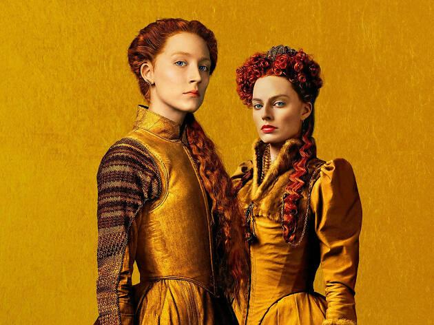 Las dos reinas, la nueva película de Josie Rourke