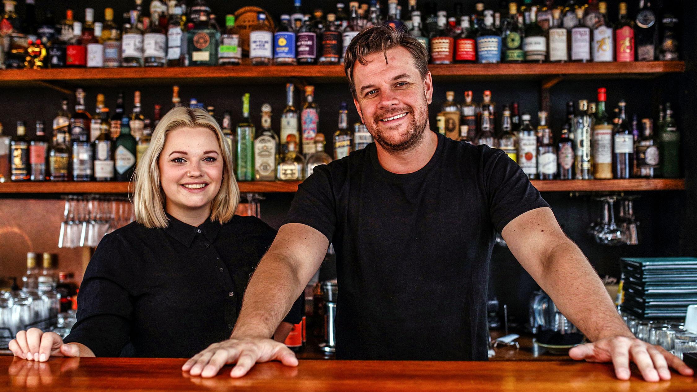 Best Bar Team
