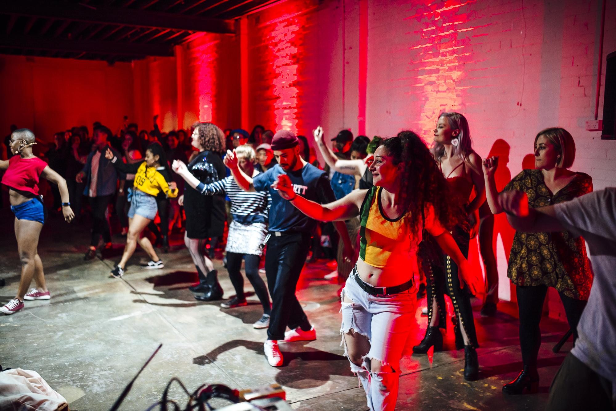 Dancehall at Commune