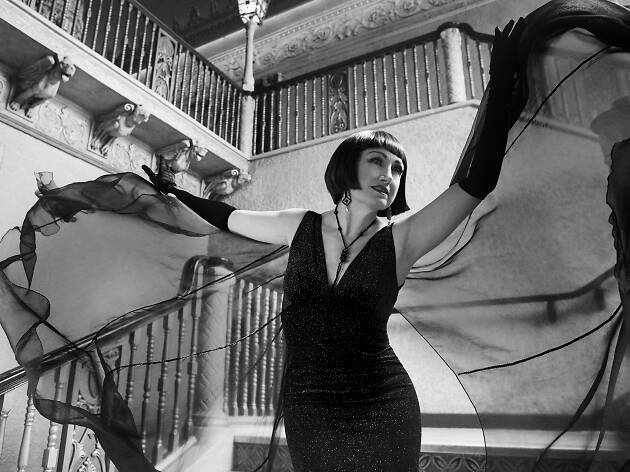 Caroline O'Connor in Kiss of the Spider Woman