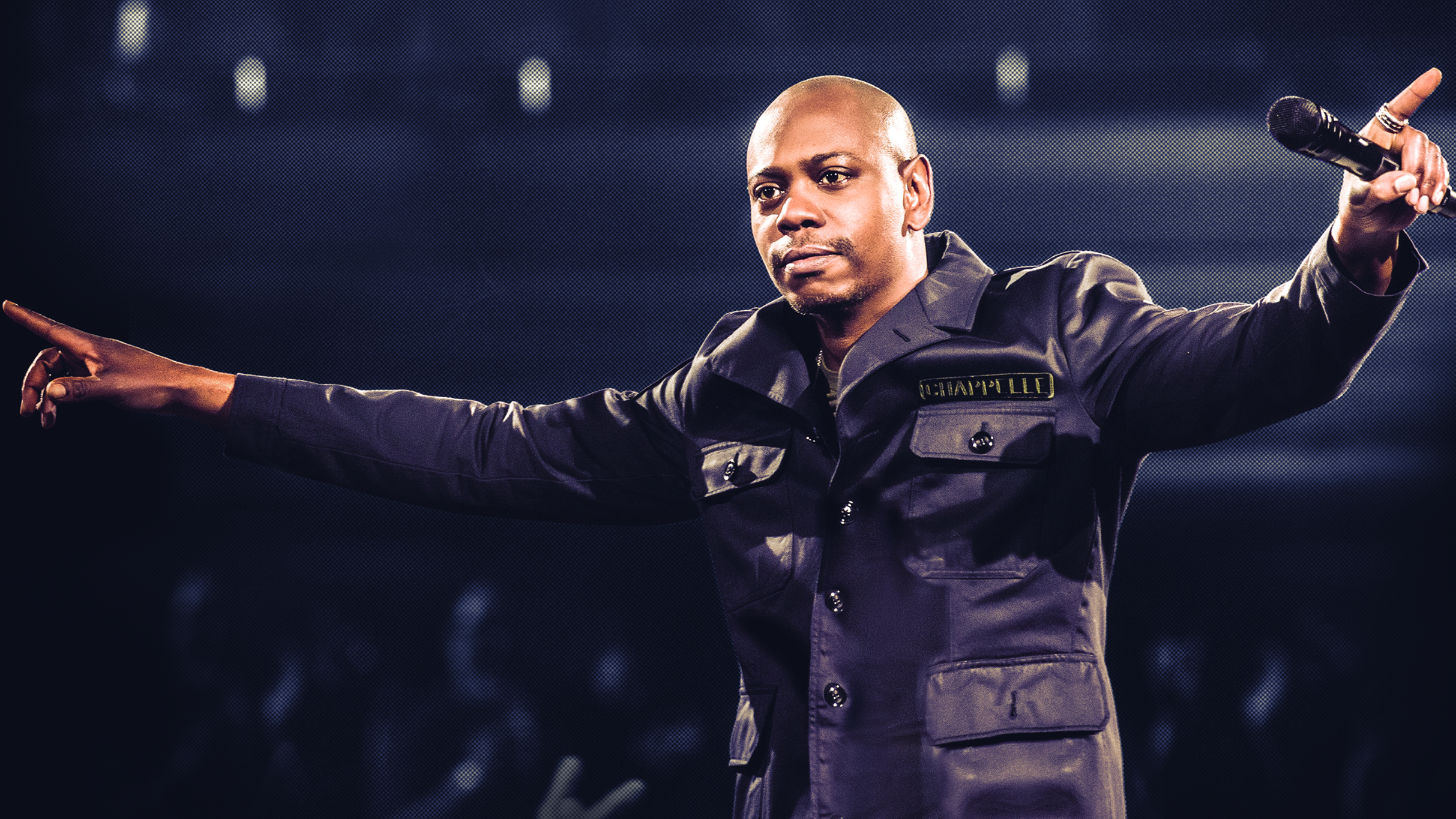 Dave Chappelle Comes to Japan