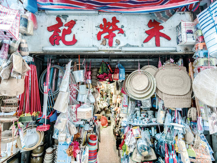 Stock up on homeware from Chu Wing Kee