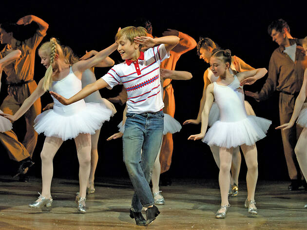 Billy Elliot the Musical 2019 supplied image Sydney Lyric