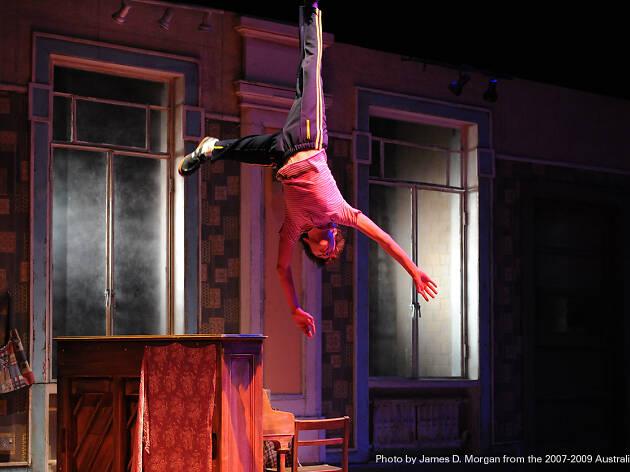 Billy Elliot the Musical 2019 supplied image Sydney Lyric