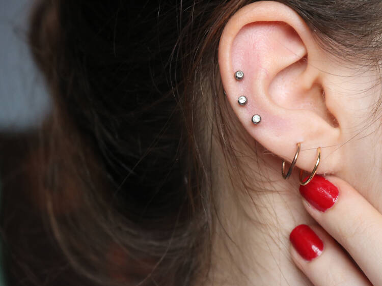 The best body and ear piercing places in Hong Kong