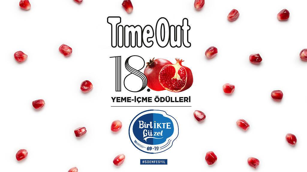 18. Time Out İstanbul Yeme-İçme Ödülleri sahiplerini buldu