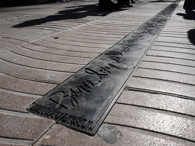 Memorial la Rambla