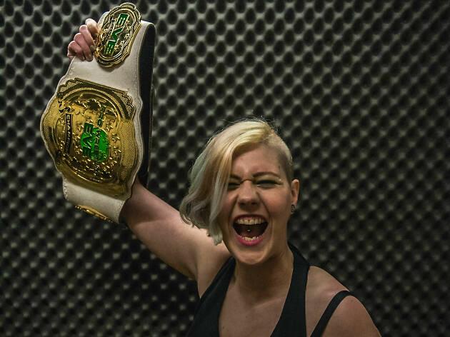 Eve Women's Wrestling