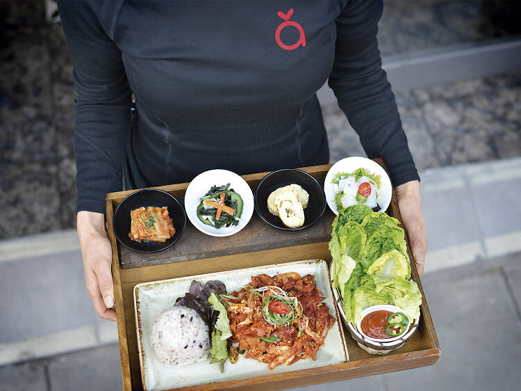 Kimchi Mama