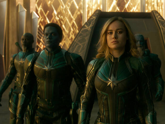 ¿Quién es Capitana Marvel?