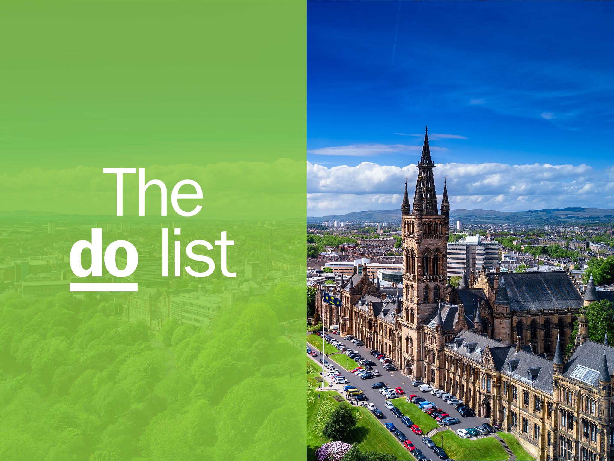 TTD in Glasgow