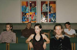 The Marías en el GRRRL Noise