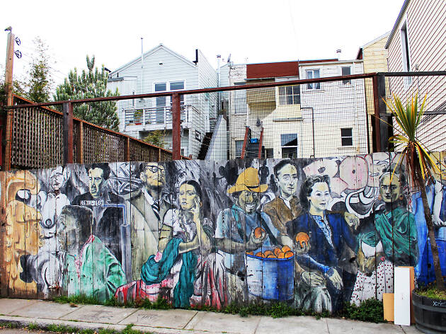 10 Best Mission Murals To See Spectacular Works Of Art
