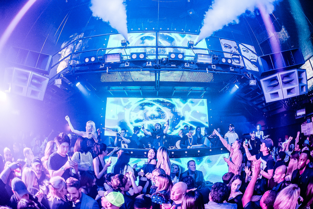 Steve Aoki at MARQUEE New York, TAO Group