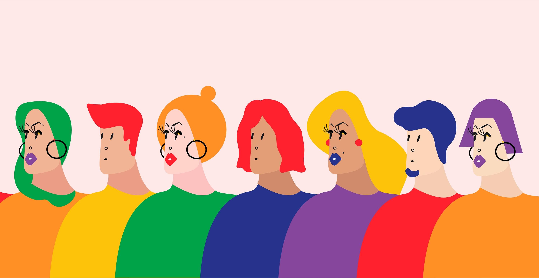 Organizations across Israel that support feminist LGBTQ awareness