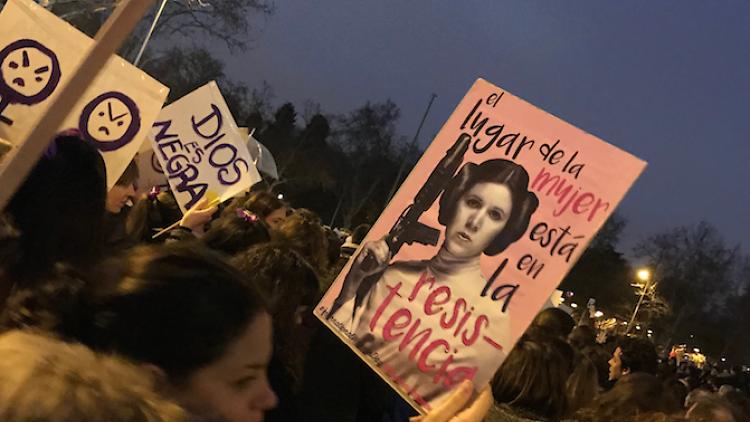 Resistencia feminista