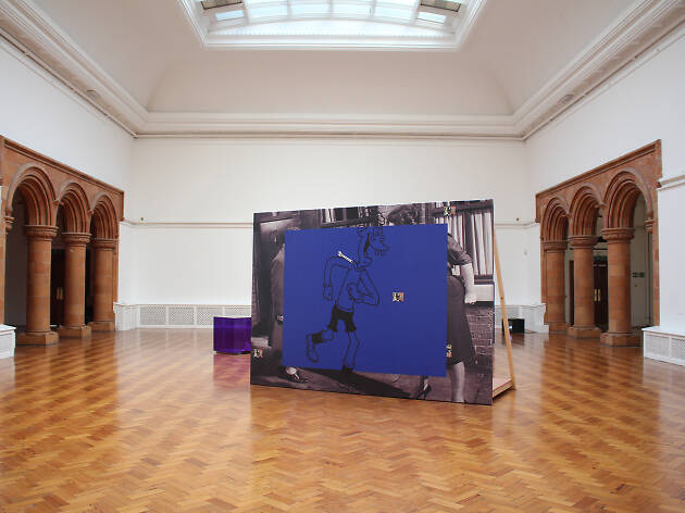 Simeon Barclay: Life Room at the Holden Gallery, Manchester School of Art