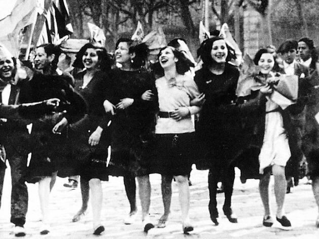 Manifestació femenina