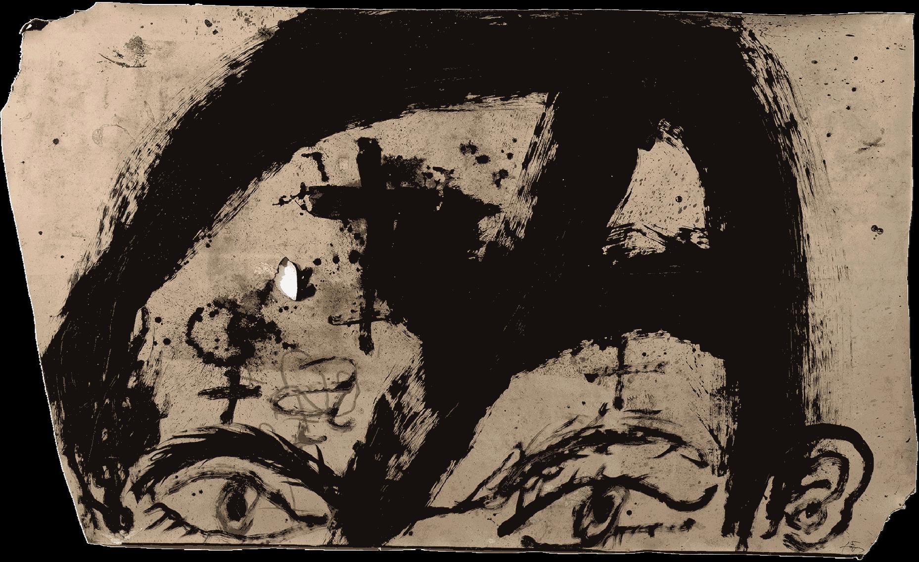 Antoni Tàpies. Certeses sentides