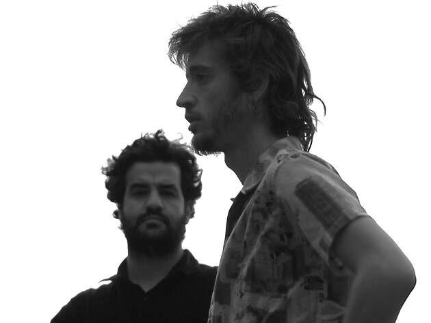 Oriol Sauleda i Marcel·lí Bayer