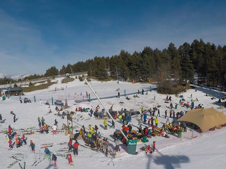 Disfruta el San Miguel Aprés-Ski en 6 estaciones de los Pirineos