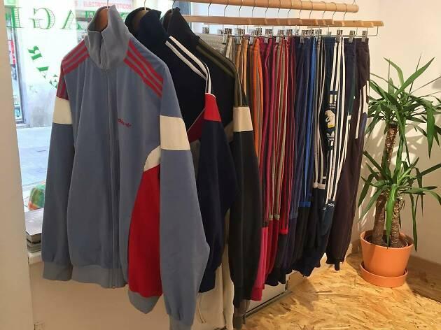 Quality Sportswear ropa deportiva vintage