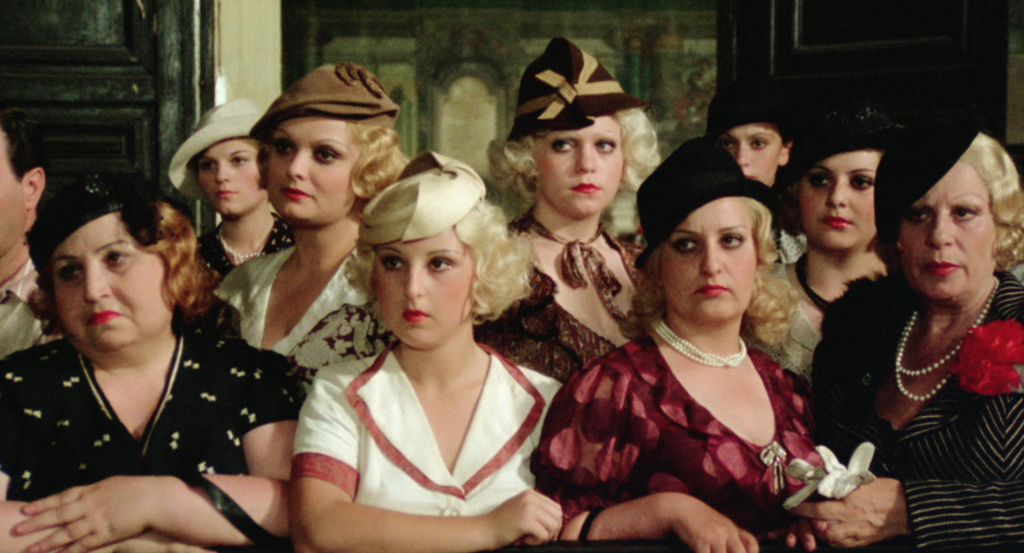 A still from the film Seven Beauties