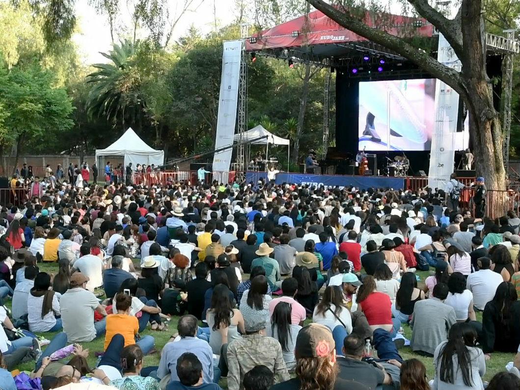 Festivales de jazz en la CDMX