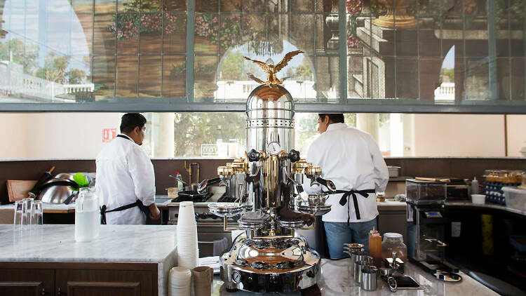 Cafés para amantes del diseño en la CDMX
