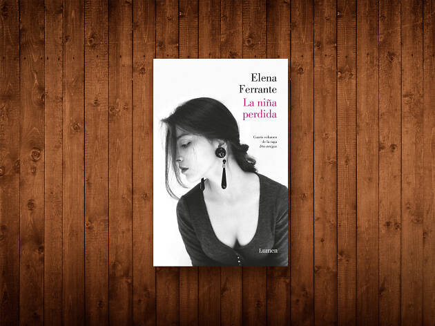 La niña perdida de Elena Ferrante