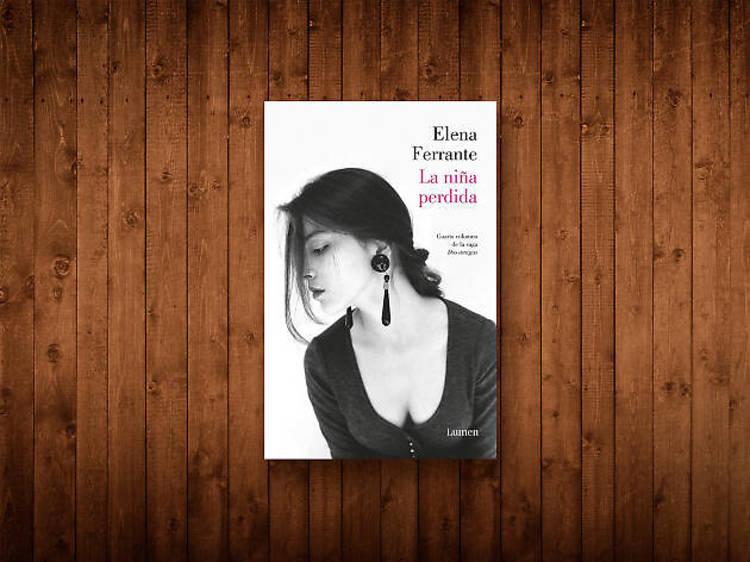 Saga Dos amigas, Elena Ferrante
