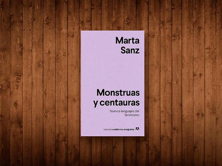 Monstruas y centauras, Elena Sanz