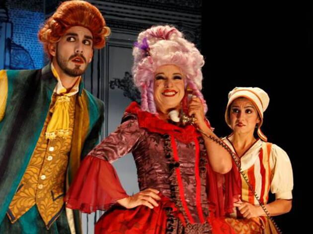 Gran Maratón de teatro (Foto: Cortesía INBA)