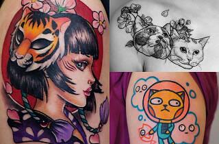 best female tattooists hk