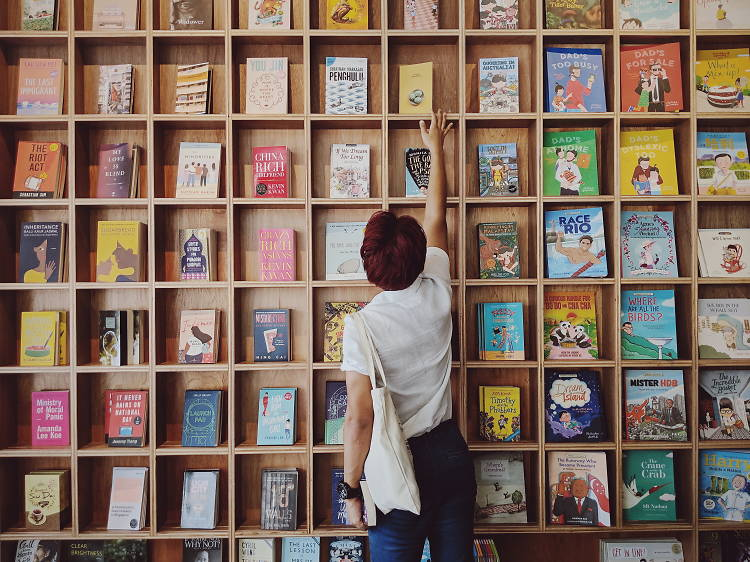 The best bookstores in Singapore