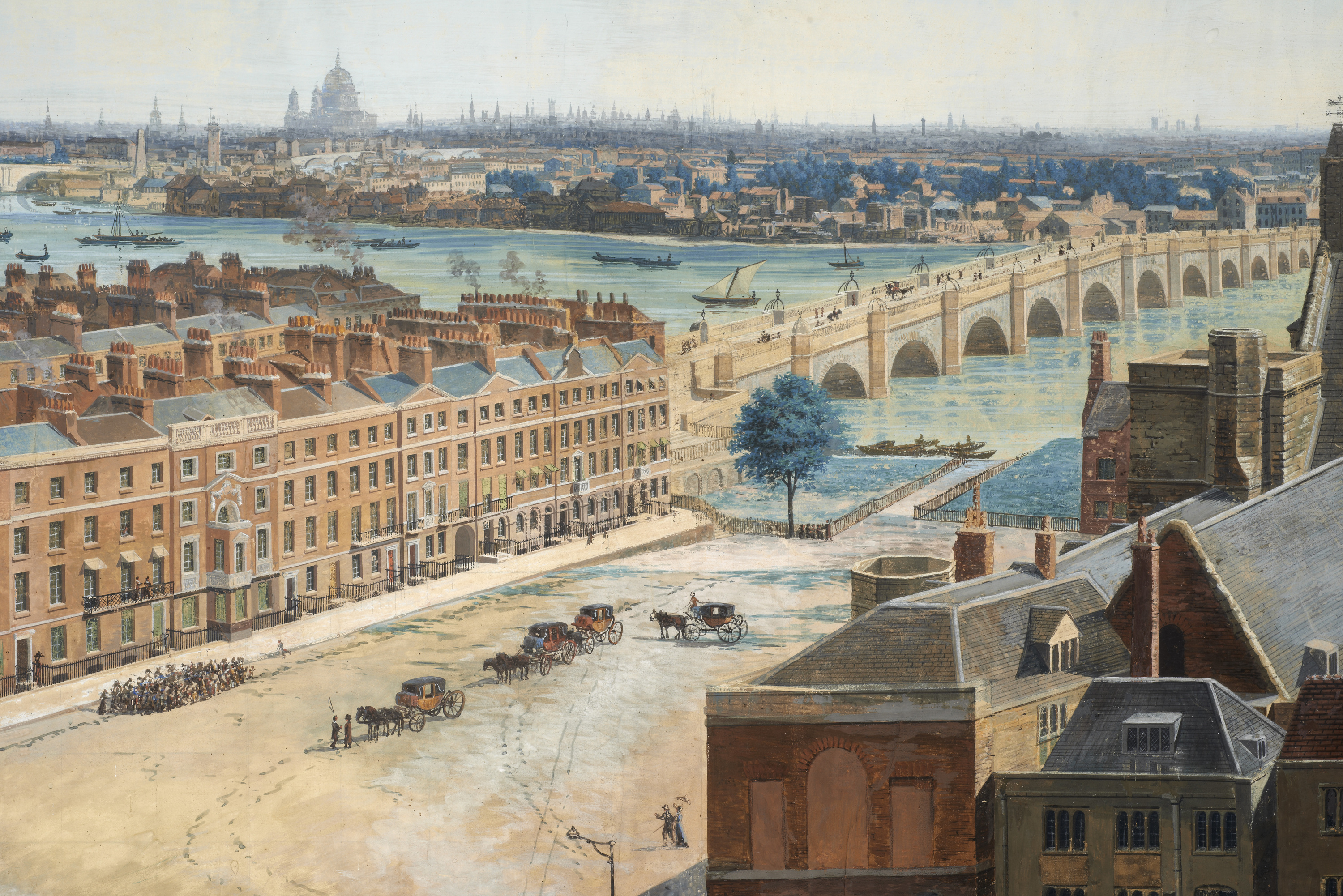 Panorama: London's Lost View