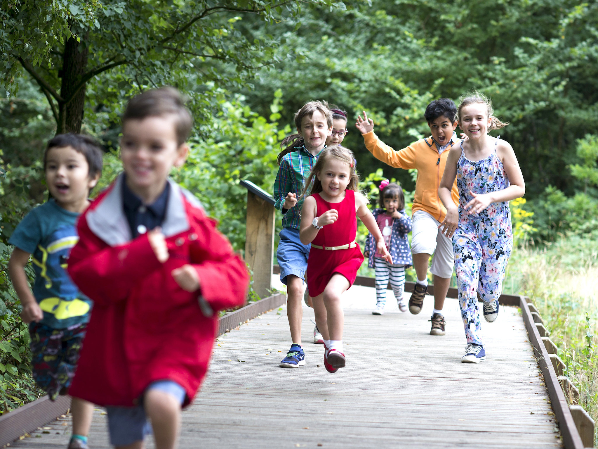 Your ultimate guide to off-peak London for kids in spring