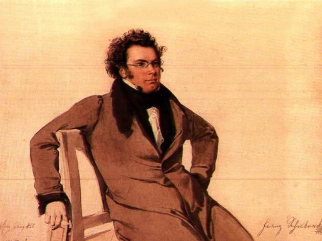 Franz Schubert (1825)