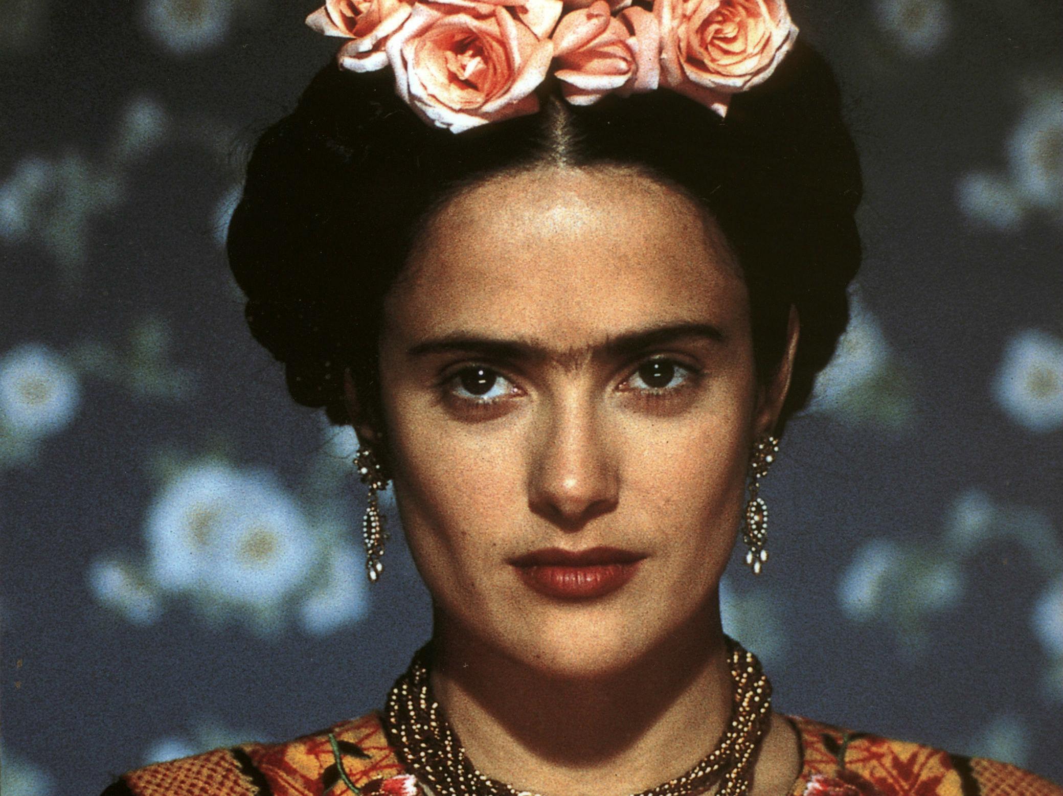 Frida, película sobre la vida de la pintora mexicana