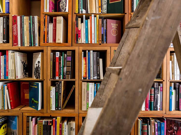 Roteiro de livrarias independentes em Lisboa